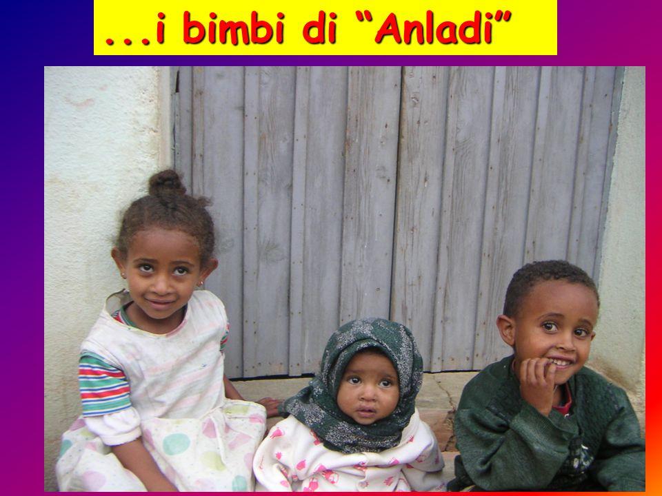 ...i bimbi di Anladi