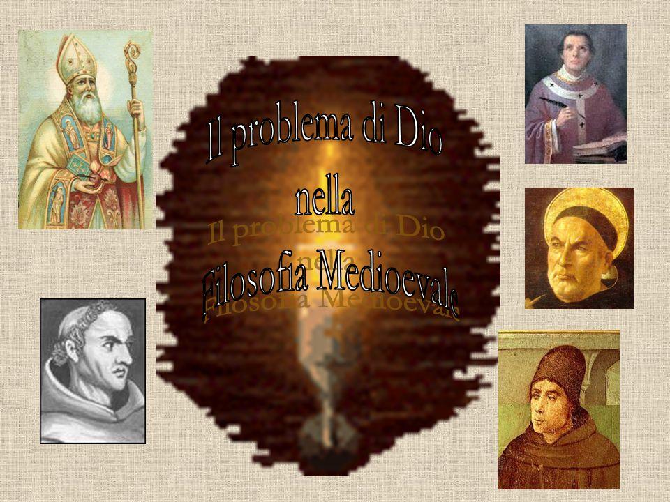 L'esistenza di Dio a partire dal mondo La tesi filosofica elaborata da San Tommaso d'Aquino si mostra critica nei confronti dell'argomento a priori elaborato da Sant'Anselmo.