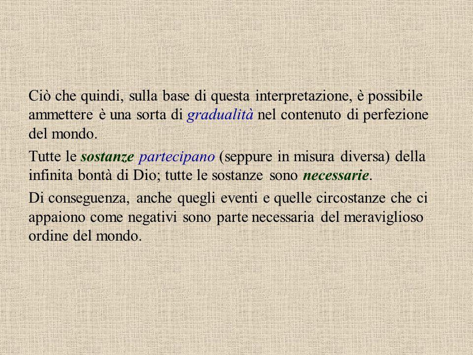 Sulla base del testo … Anselmo sembrerebbe rendere la verità necessaria una conseguenza della Volontà Divina.