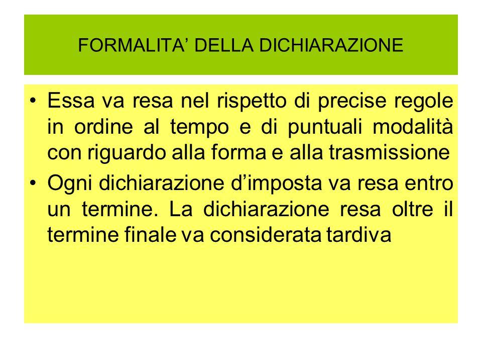 IL QUADRO NORMATIVO DI RIFERIMENTO L'art.2, comma 1, lett.