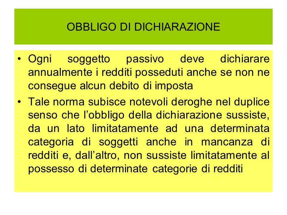 DICHIARAZIONE DI SCIENZA O NEGOZIO GIURIDICO.