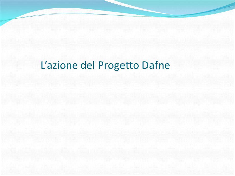 L'azione del Progetto Dafne