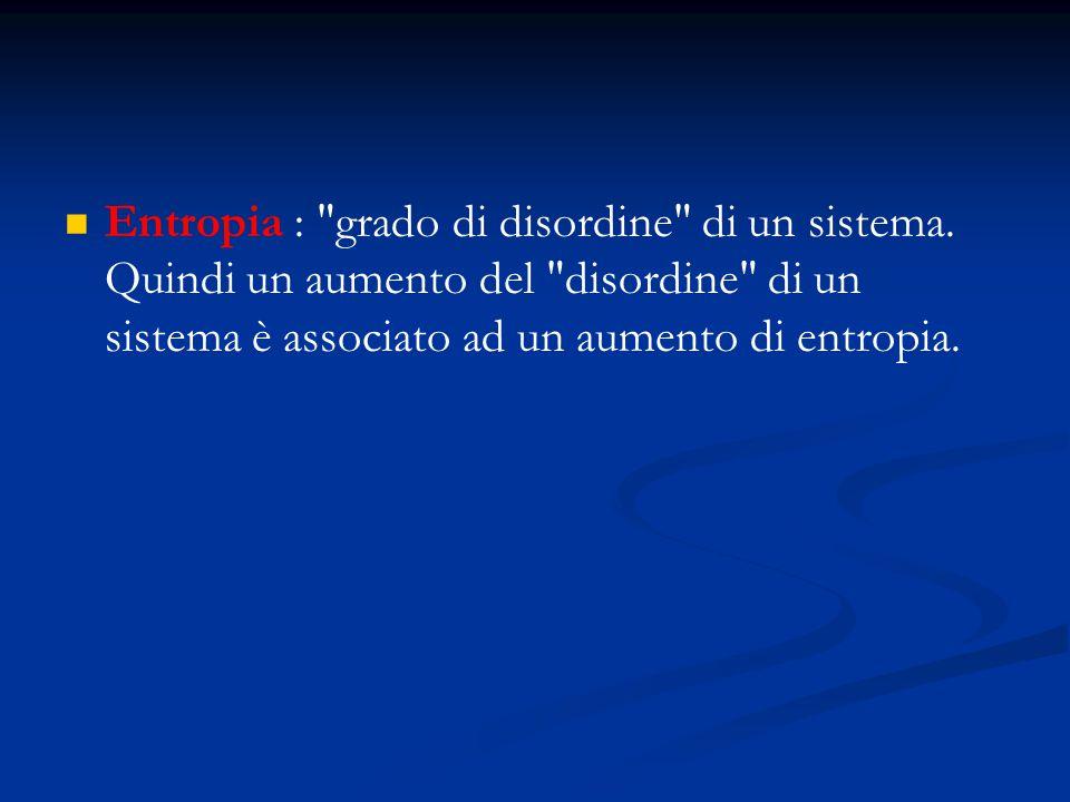 Entropia :