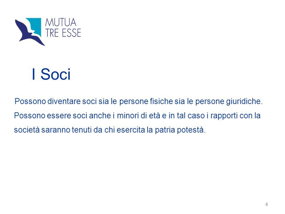 5 I Soci persone fisiche Al momento dell'iscrizione, ogni singolo aderente deve versare la quota sociale e le spese d'ingresso rispettivamente di € 30,00 ciascuna ''una tantum''.