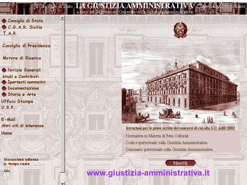 7 www.giustizia-amministrativa.it