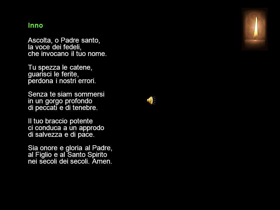 14 OTTOBRE 2014 MARTEDÌ - XXVIII SETTIMANA DEL TEMPO ORDINARIO UFFICIO DELLE LETTURE INVITATORIO V.