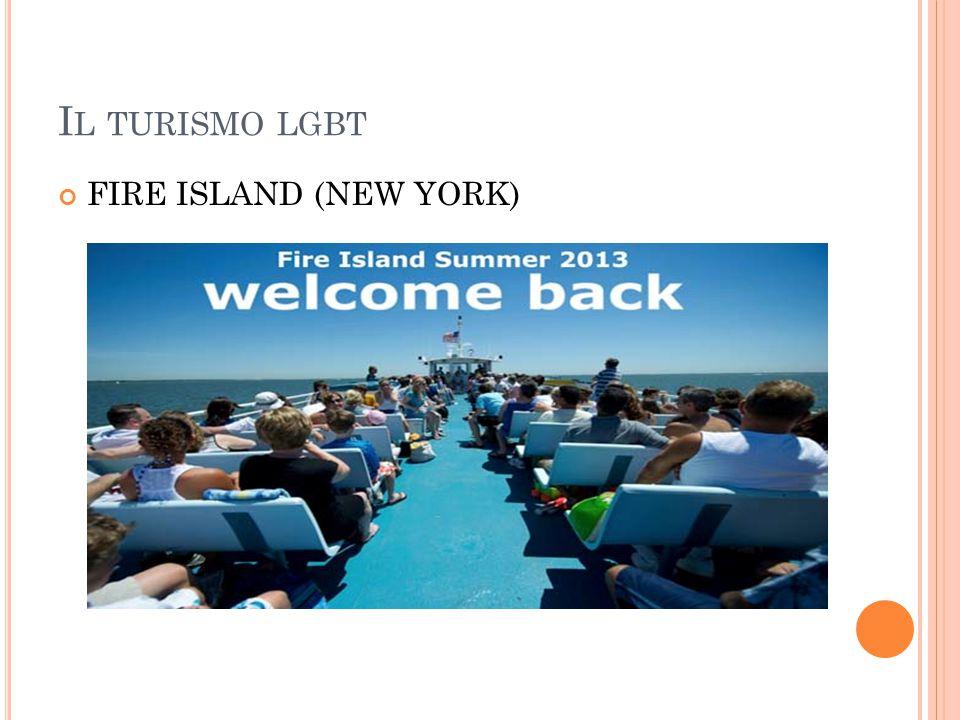 I L TURISMO LGBT FIRE ISLAND (NEW YORK)