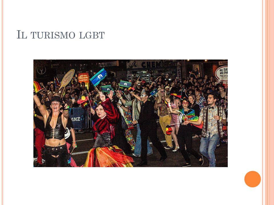 I L TURISMO LGBT