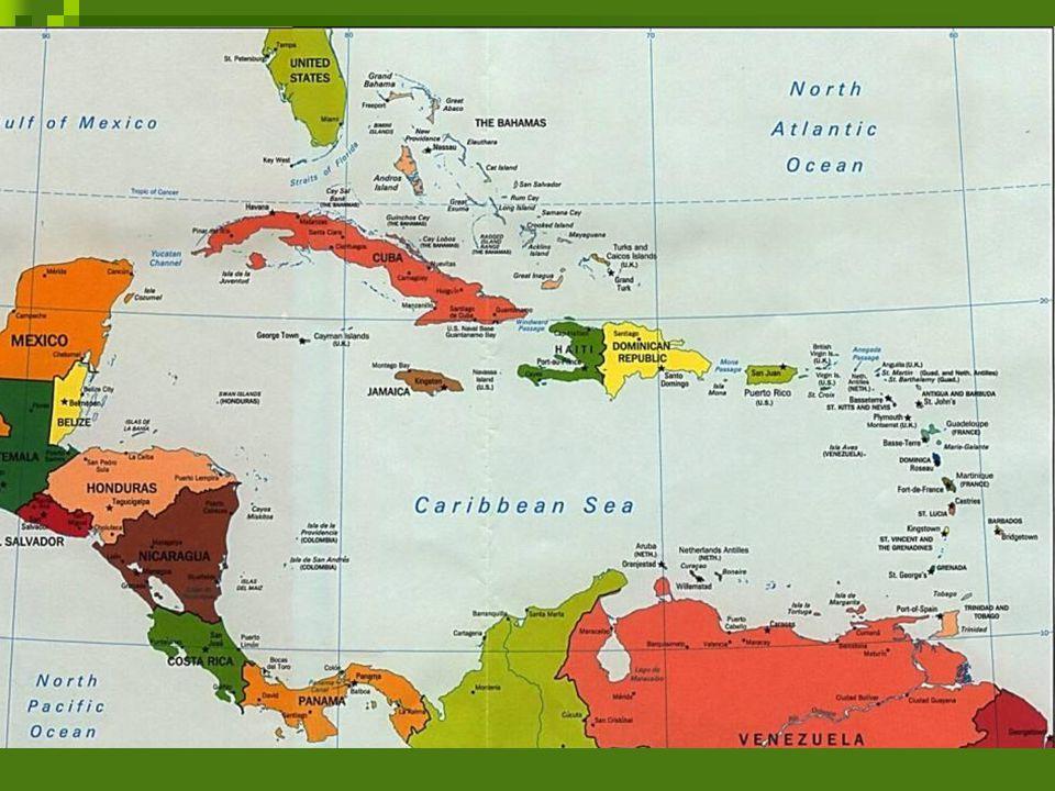 L economia dei Caraibi e la schiavitù.