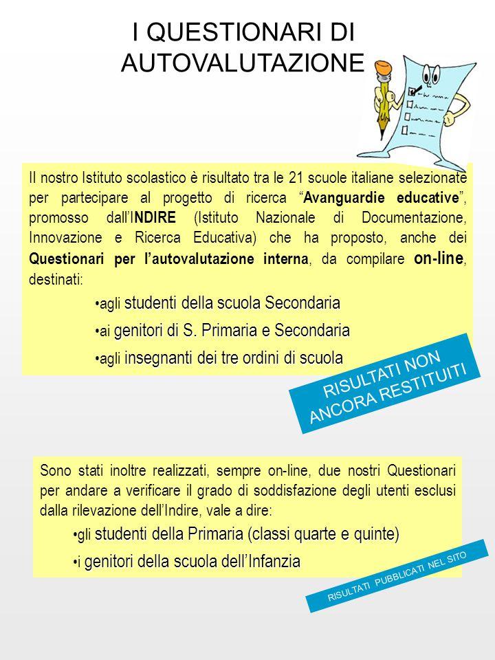 """Il nostro Istituto scolastico è risultato tra le 21 scuole italiane selezionate per partecipare al progetto di ricerca """" Avanguardie educative """", prom"""