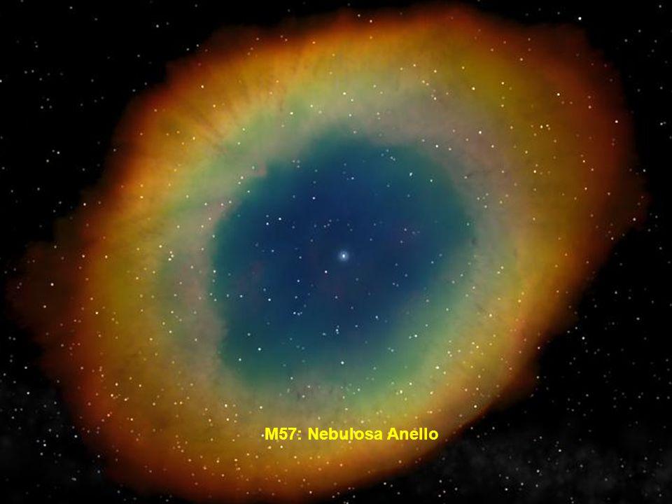 M16: Nebulosa dell'Aquila