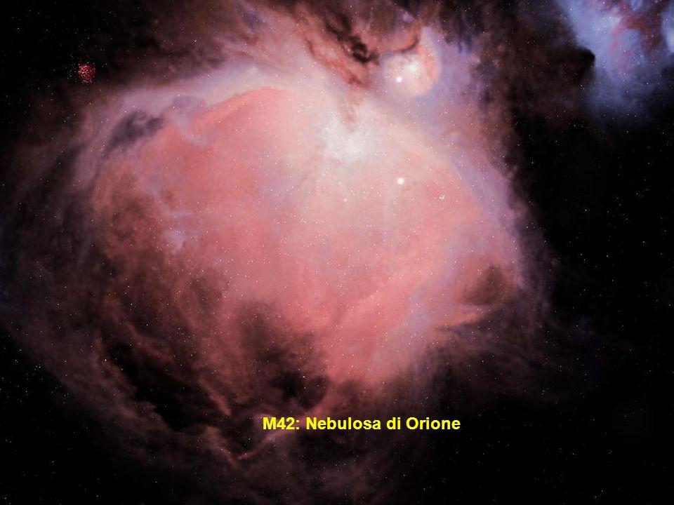 NGC 2237: Nebulosa Rosetta