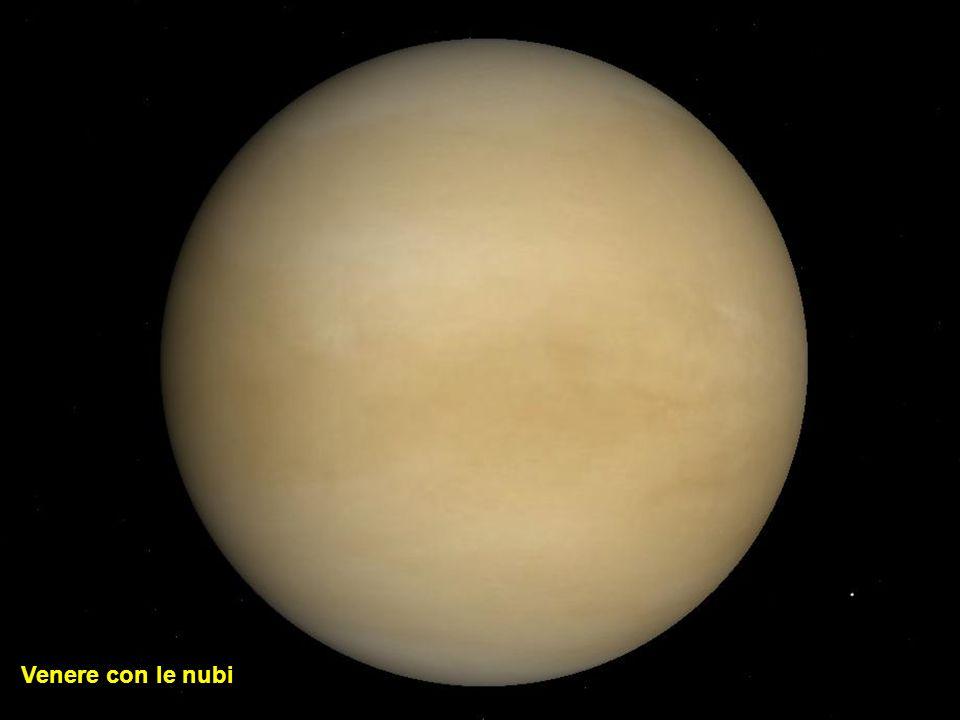 Venere senza nubi