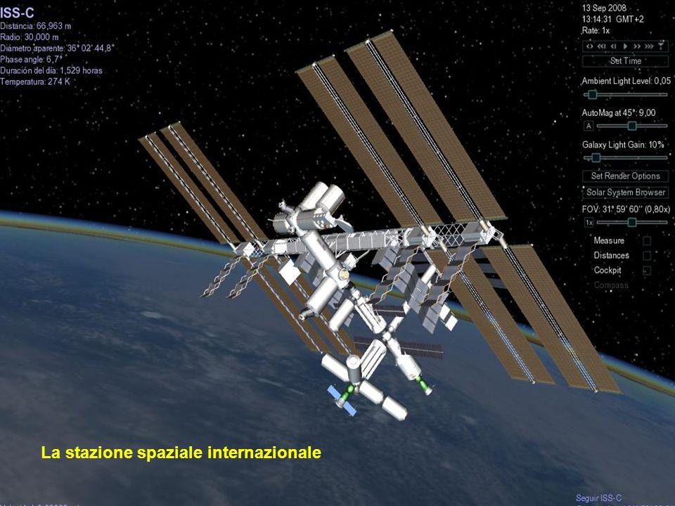 Il telescopio spaziale Hubble è un telescopio robotizzato posto all'esterno dell'atmosfera, in orbita circolare attorno alla Terra a 593 Km sopra il livello del mare, con un tempo orbitale tra 96 e 97 minuti a una velocità di 28000 km/h.