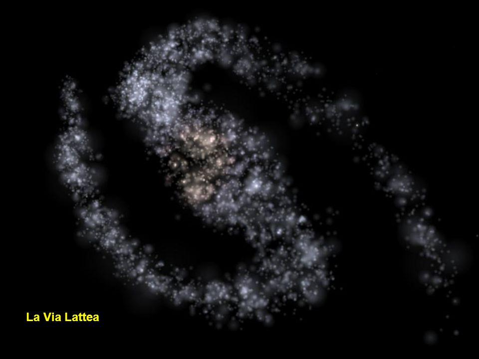 Caronte in orbita attorno a Plutone
