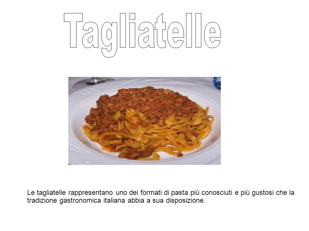 Le tagliatelle rappresentano uno dei formati di pasta più conosciuti e più gustosi che la tradizione gastronomica italiana abbia a sua disposizione.