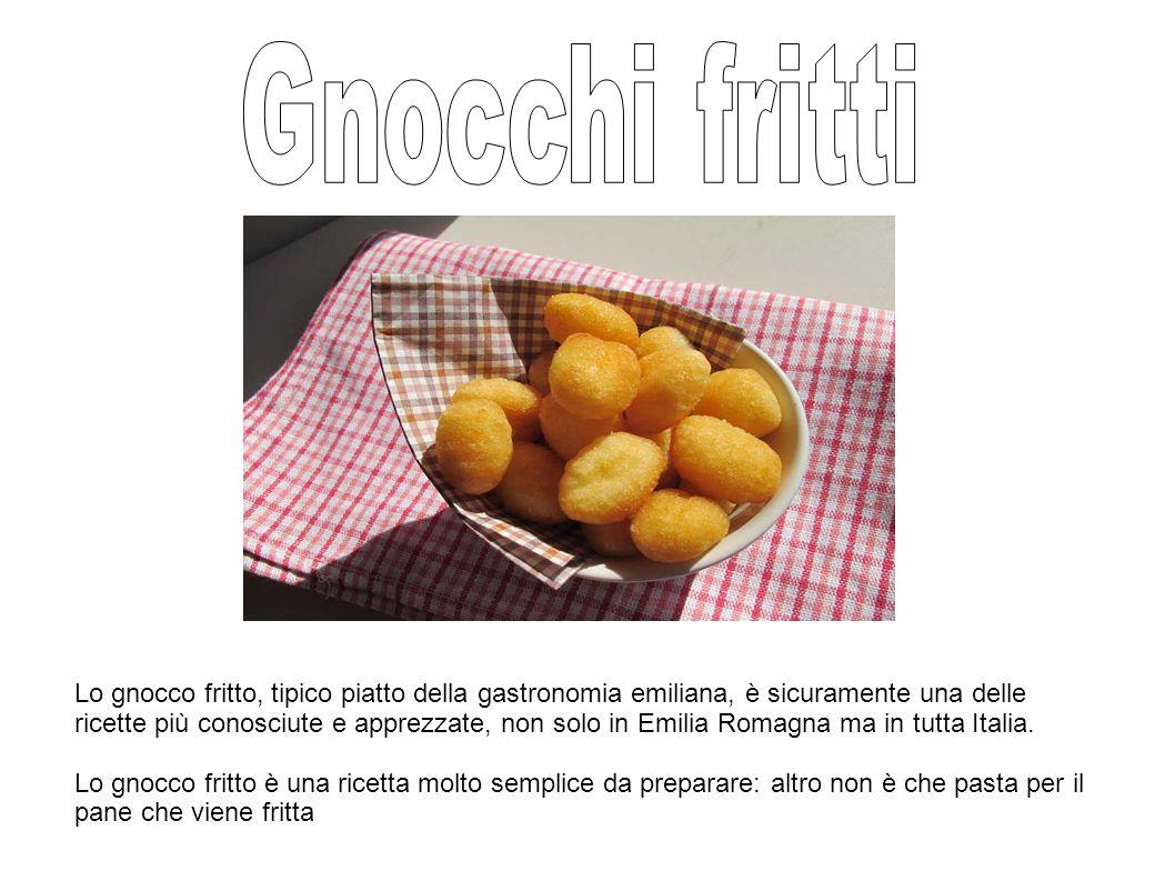 Lo gnocco fritto, tipico piatto della gastronomia emiliana, è sicuramente una delle ricette più conosciute e apprezzate, non solo in Emilia Romagna ma in tutta Italia.