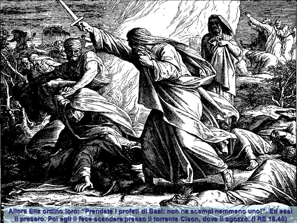 """Elia si distese per tre volte sul fanciullo e invocò il Signore così: """"Signore,Dio mio, fa ritornare in questo fanciullo l'anima sua"""". E il Signore lo"""