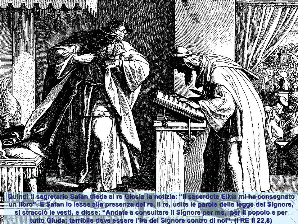 Quella notte stessa l'angelo del Signore venne nel campo degli Assiri e uccise 185.000 uomini: la mattina al risveglio, non vi erano che cadaveri (I R