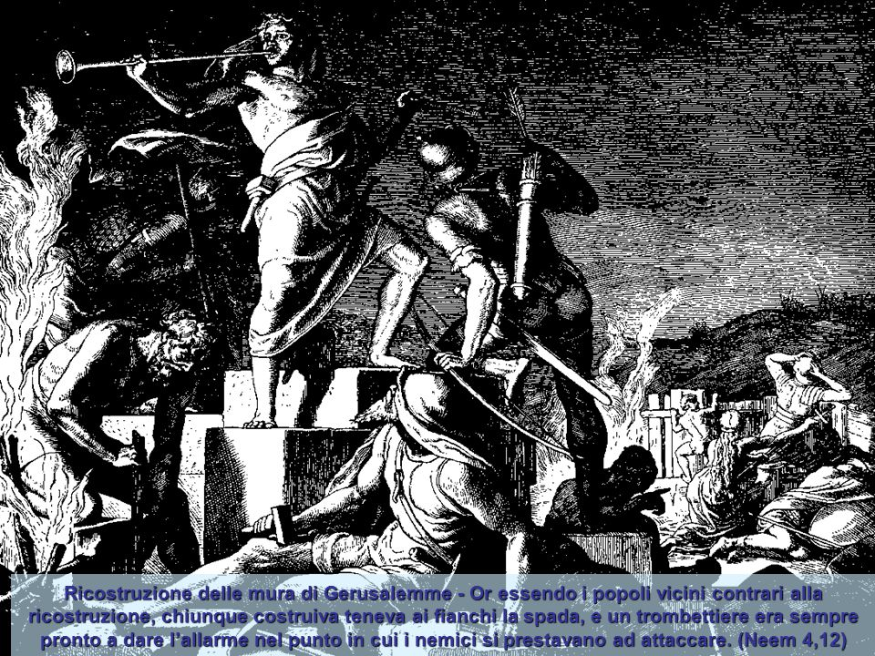 Esdra aveva applicato il suo cuore a studiare la legge del Signore, a metterla in pratica e ad istruire Israele nelle leggi e negli statuti. (Esd 7,10