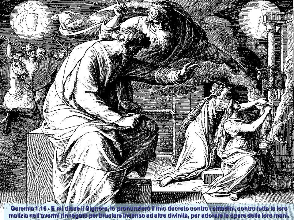 Isaia, 53 - Veramente egli si è addossato i nostri mali, si è caricato dei nostri dolori. Noi lo credevamo trafitto, percosso da Dio, mentre egli fu p
