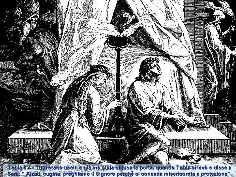 Giuditta 13,9 - Poi uscì in fretta e consegnò la testa di Oloferne alla serva, che mise nella bisaccia e tutt'e due attraversarono il campo, come al s