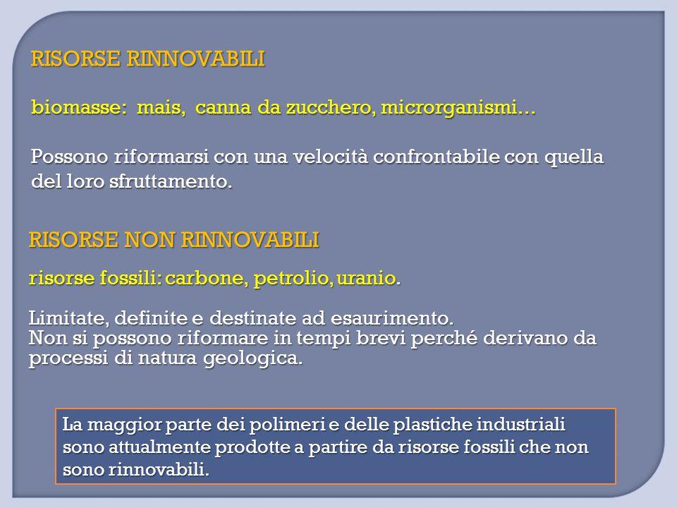 Polimeri biodegradabili : 6 mesi a 2 anni Plastiche convenzionali (PE & PS) : 500 – 1000 anni (approssimativo) 0 days 33 days 45 days