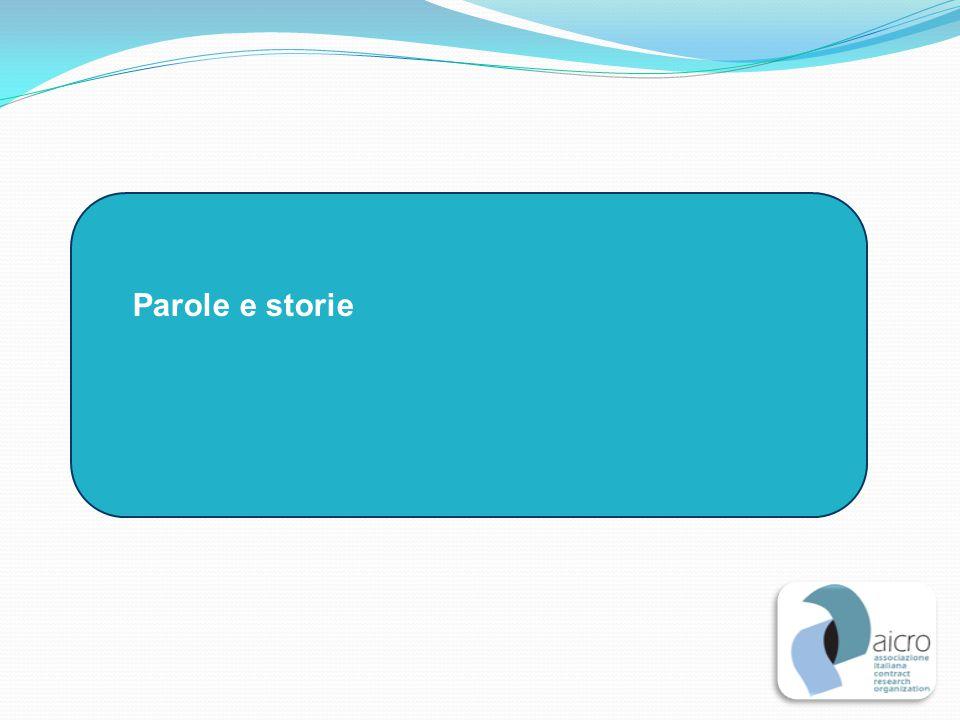 Parole e storie