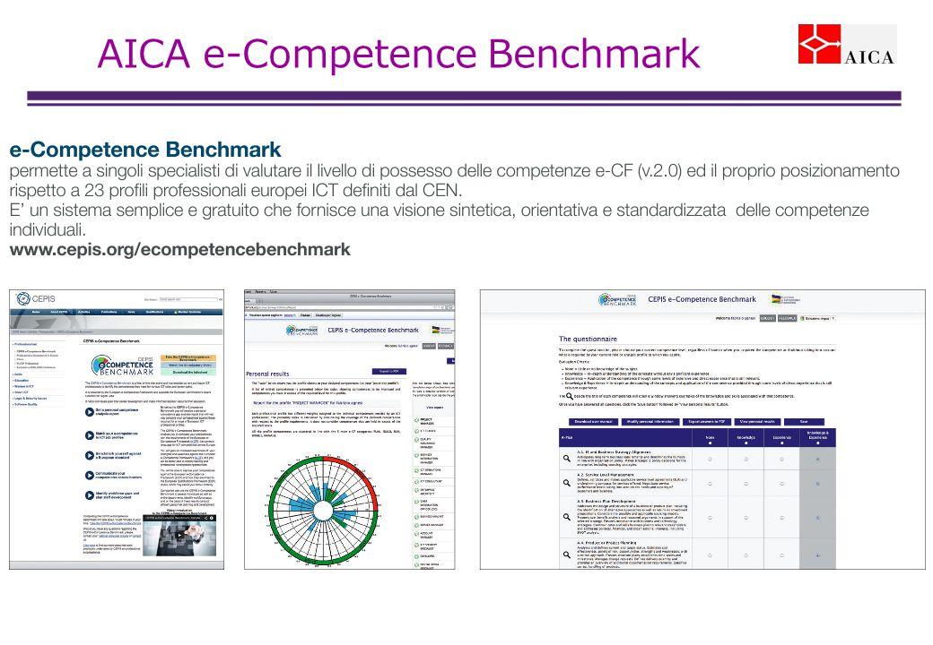 AICA e-Competence Benchmark