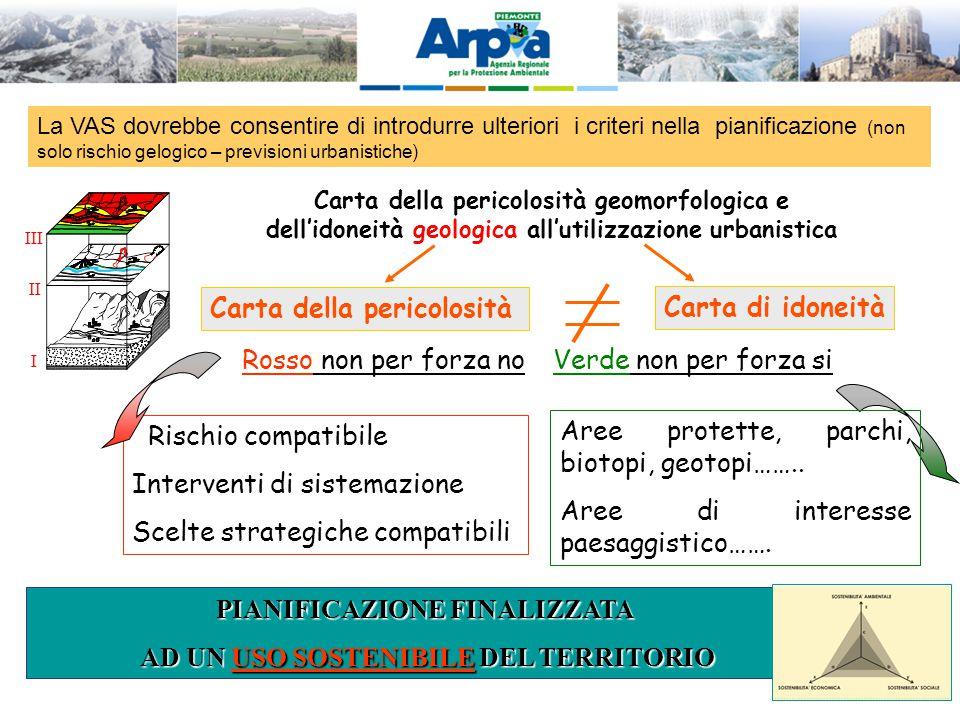 Obiettivi strutturati rispetto a quattro temi: A.Tutela del territorio B.Tutela del paesaggio C.Sviluppo delle attività turistiche D.Riqualificazione del centro abitato di Madesimo.