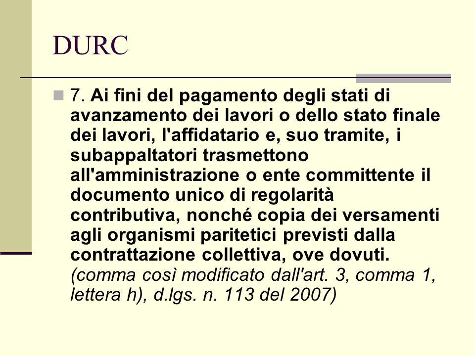 DURC 7.