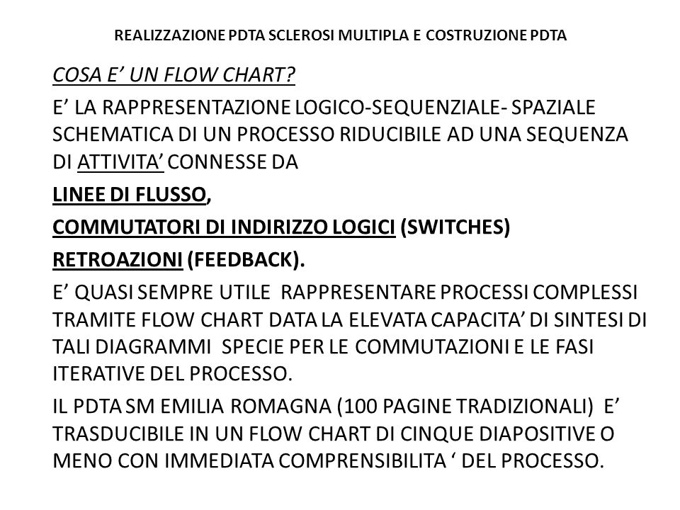 FLOW CHART PDTA SCLEROSI MULTIPLA.