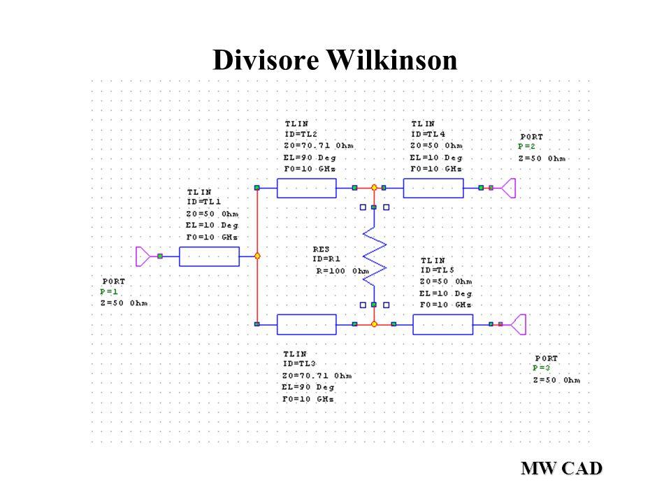 MW CAD Divisore Wilkinson