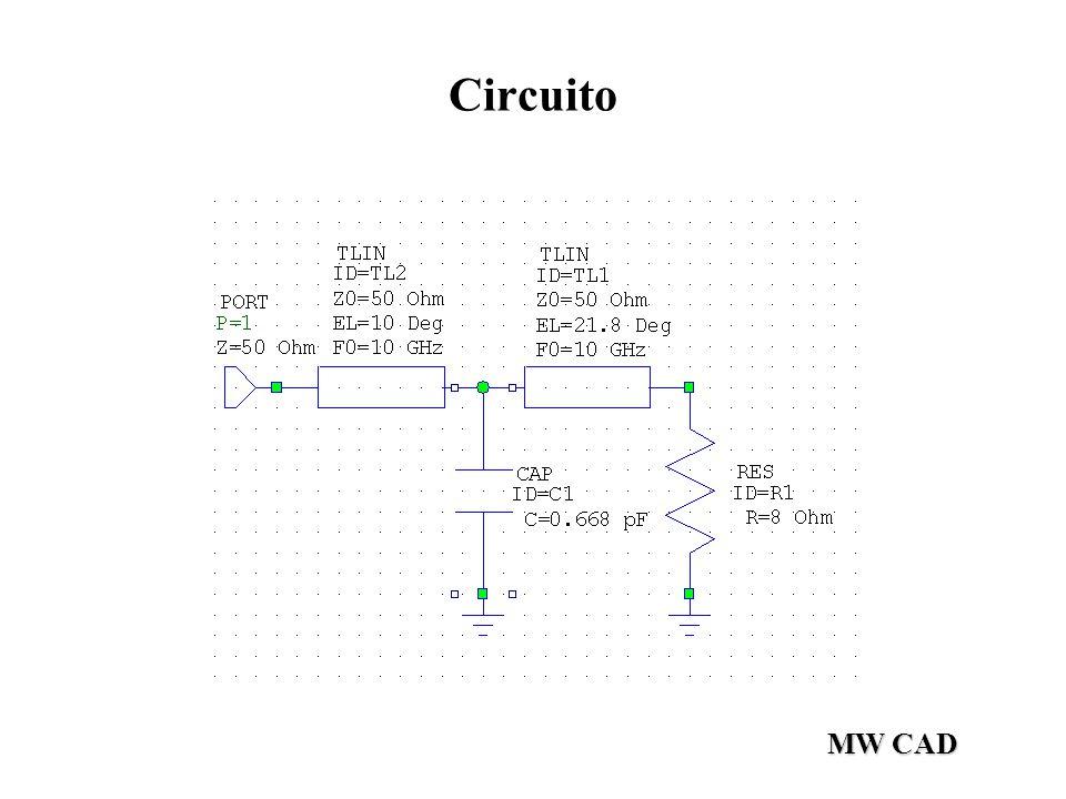 MW CAD Circuito