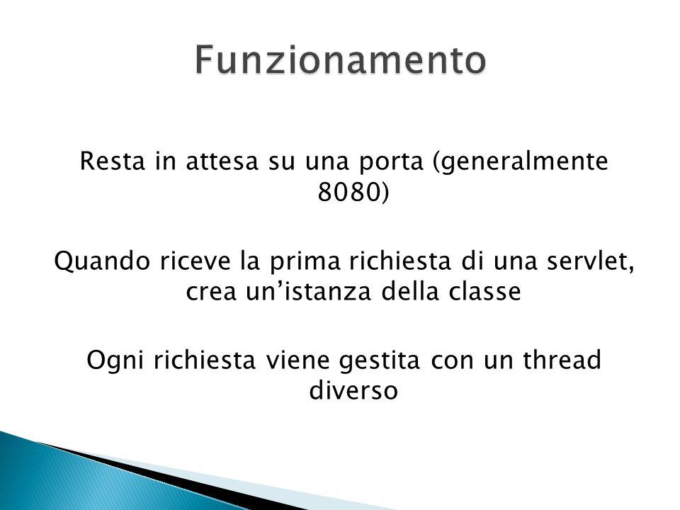 Necessaria sul server Java Virtual Machine Debian e derivate (es.