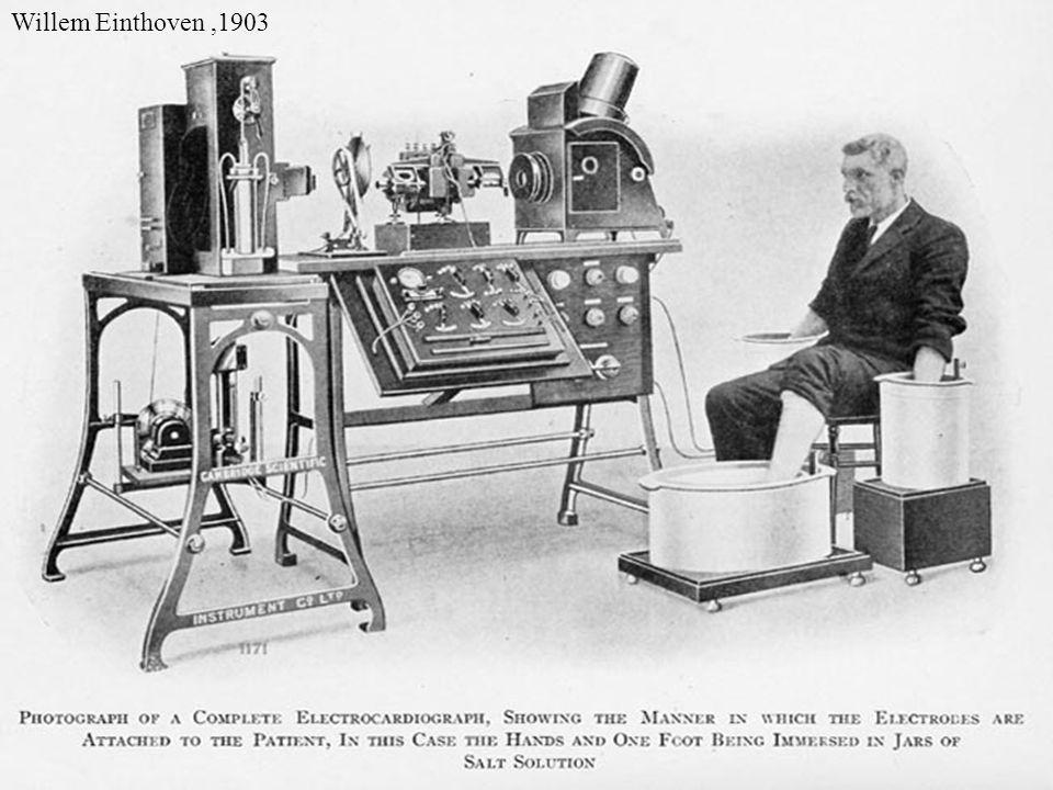 Willem Einthoven,1903