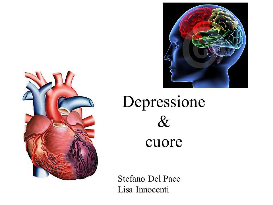 Depressione & cuore Stefano Del Pace Lisa Innocenti