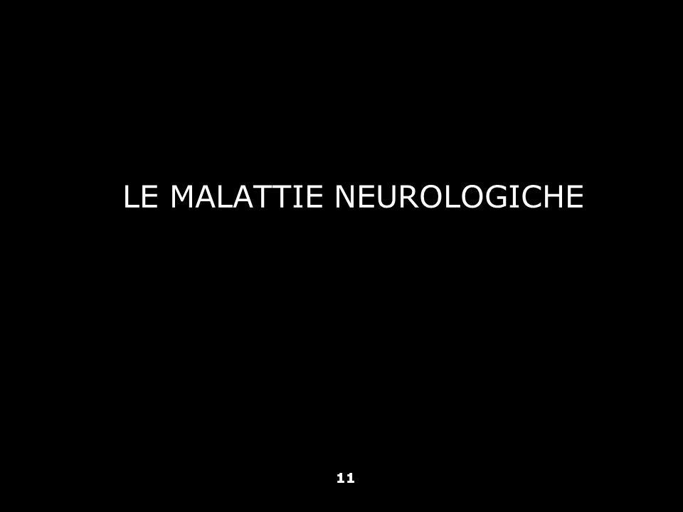 Vallar, Papagno (a cura di), Manuale di neuropsicologia, Il Mulino, 2011 Capitolo IV. ELEMENTI DI NEUROLOGIA LE MALATTIE NEUROLOGICHE 11
