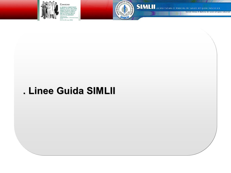 . Linee Guida SIMLII Alfonso Cristaudo