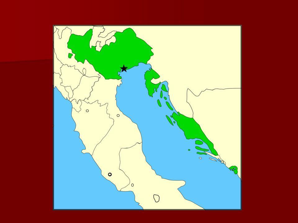 FIRENZE Lotte politiche: partito ghibellino, favorevole a Federico II, che tentò di sottomettere la città Lotte politiche: partito ghibellino, favorevole a Federico II, che tentò di sottomettere la città Il figlio dell'Imperatore, Manfredi, proseguì nell'intento, lottando contro gli Angioini di Francia, appoggiati dal papa, ai quali era passato il Regno di Napoli e di Sicilia Il figlio dell'Imperatore, Manfredi, proseguì nell'intento, lottando contro gli Angioini di Francia, appoggiati dal papa, ai quali era passato il Regno di Napoli e di Sicilia Manfredi muore (Benevento, 1266) Manfredi muore (Benevento, 1266) Il partito ghibellino di Firenze va in crisi Il partito ghibellino di Firenze va in crisi