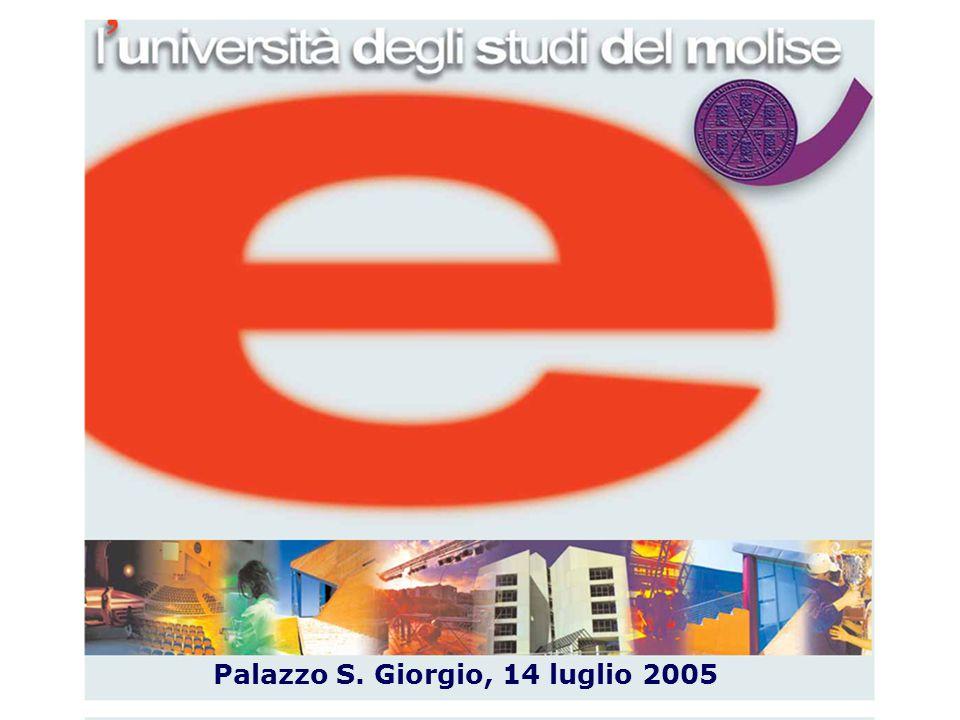 17 Palazzo S. Giorgio, 14 luglio 2005