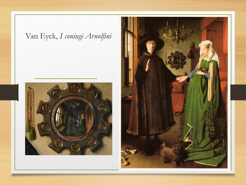 Van Eyck, I coniugi Arnolfini
