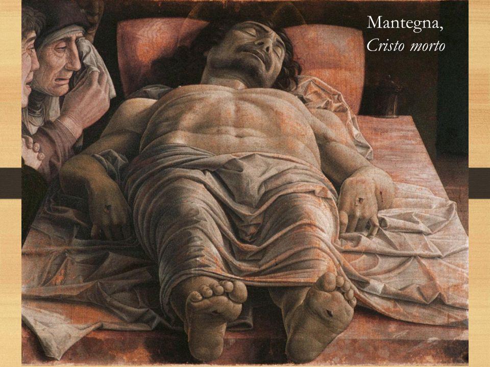 Mantegna, Cristo morto