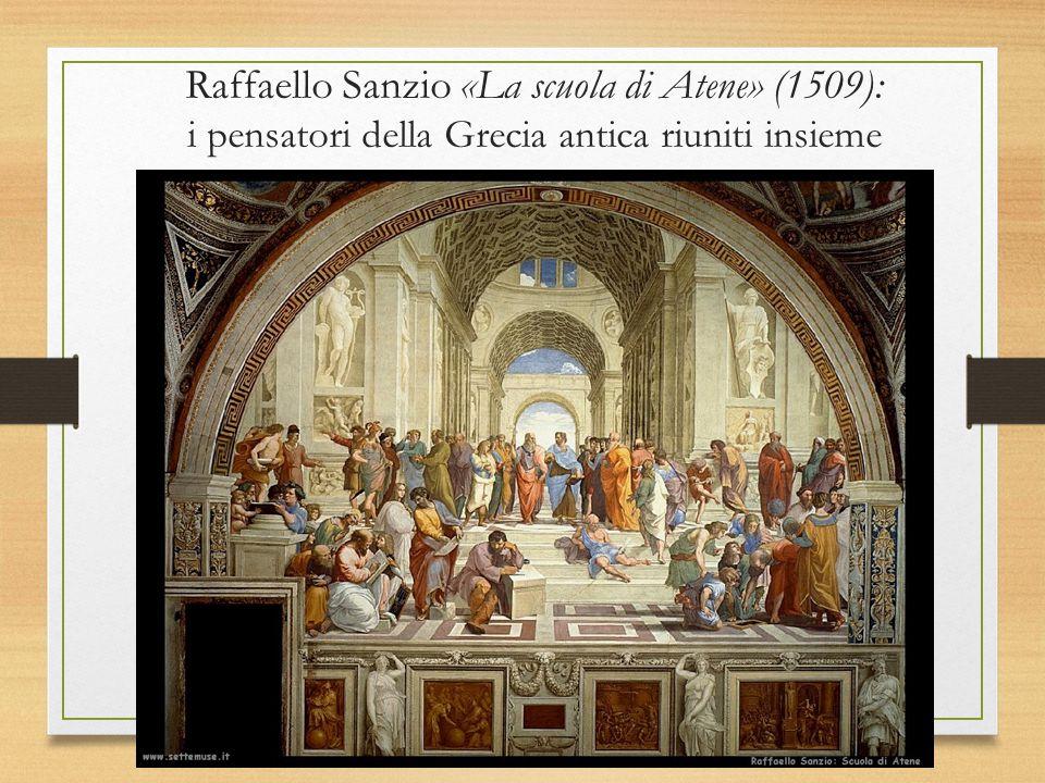 Ghirlandaio, Vecchio con nipote Si diffonde l'uso del ritratto: farsi dipingere per essere ricordati, in un'epoca in cui ancora non esiste la fotografia.