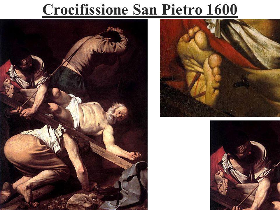 Crocifissione San Pietro 1600
