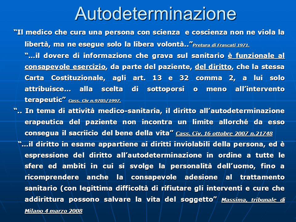 Principi giuridici: la Costituzione -Art.13 comma 1 e 2.