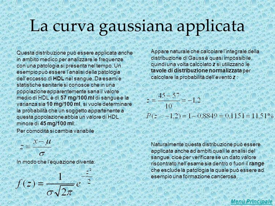 Distribuzione di Gauss Fu proposta inizialmente da Gauss nel 1809 ma anche da Laplace nel 1812 il quale ne illustrò le proprietà principali prima della trattazione completa che fece Gauss.