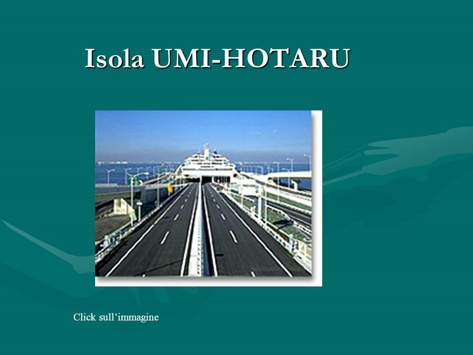Isola UMI-HOTARU Click sull'immagine