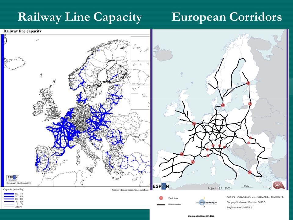 Railway Line CapacityEuropean Corridors