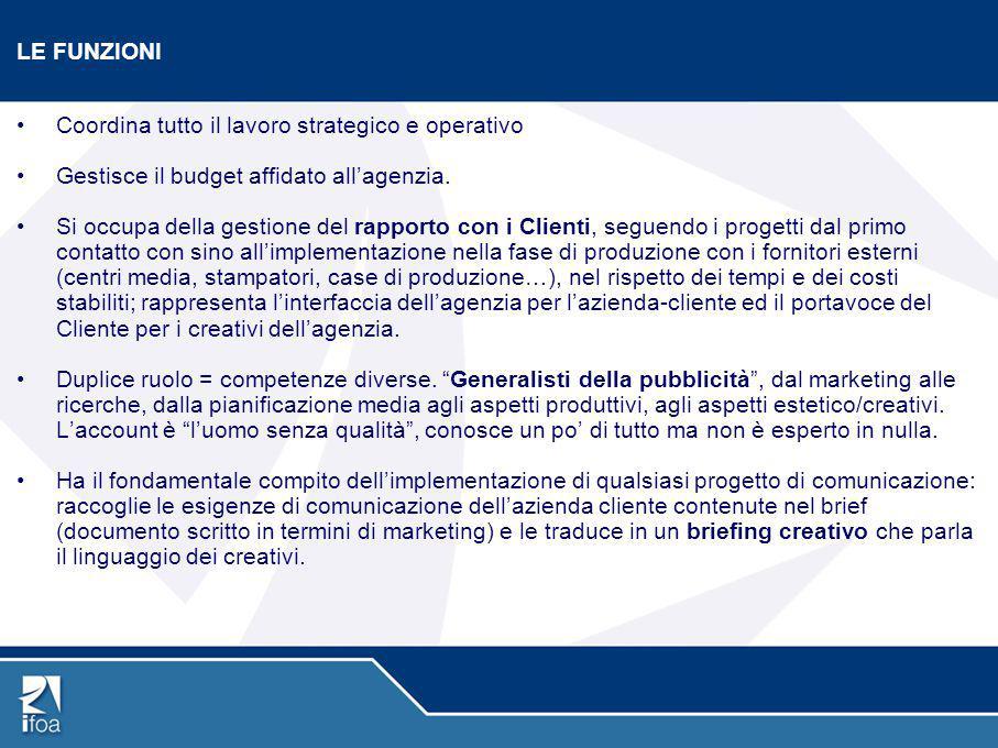 REPARTI REPARTO PRODUZIONE La fase di produzione è una fase fondamentale per la buona riuscita del lavoro svolto in agenzia in termini di qualità e di resa finale.